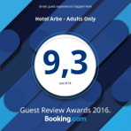 Arbe hotela Booking